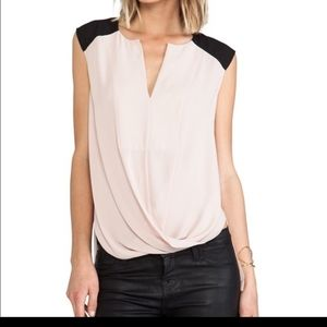 BCBG Maxazria Giselle blouse XS